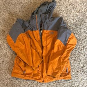 The North Face Jacket Mens Shell Hooded